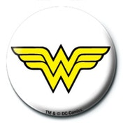 DC Comics - Wonder Woman Icon Badge