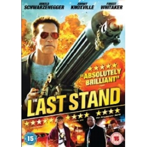 The Last Stand DVD