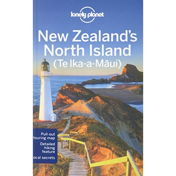 Lonely Planet New Zealand's North Island  Paperback / softback 2018