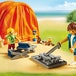 Playmobil Family Fun Toy Tent with Camping Accessories - Image 4