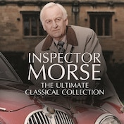 Inspector Morse The Ultimate Classical Collection CD