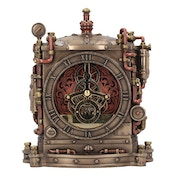 Horologist Steampunk Clock