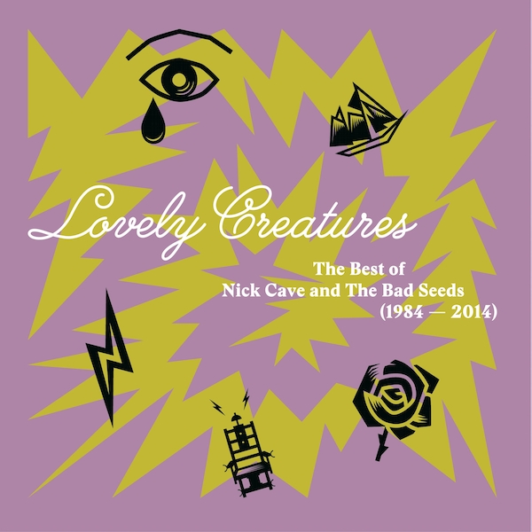 Nick Cave & The Bad Seeds - Lovely Creatures - The Best Of Nick Cave And The Bad Seeds (1984 - 2014) Vinyl