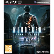 Murdered Soul Suspect PS3 Game