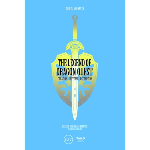 The Legend of Dragon Quest Hardcover