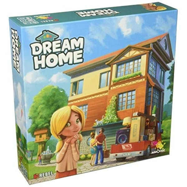 Dream Home Board Game