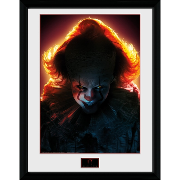 IT Chapter 2 - Pennywise Collector Print