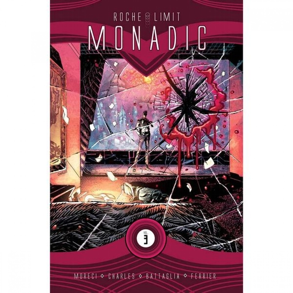 Roche Limit  Volume 3: Monadic