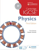 Cambridge IGCSE Physics 3rd Edition