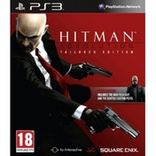 Hitman Absolution Tailored Edition Game PS3