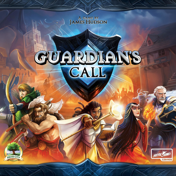 Guardian's Call Board Game