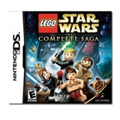 Lego Star Wars The Complete Saga Game DS (#)
