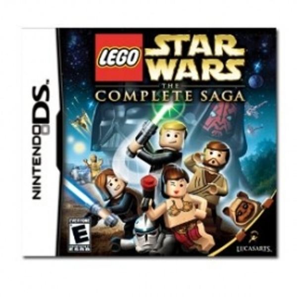 Lego Star Wars The Complete Saga Game Ds