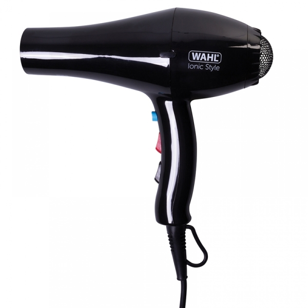 Wahl ZX906 Pro Ionic Style Hair Dryer 2000W Black UK Plug