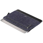 Decoded Denim Slim Sleeve 13 inch Sleeve case Black,Blue