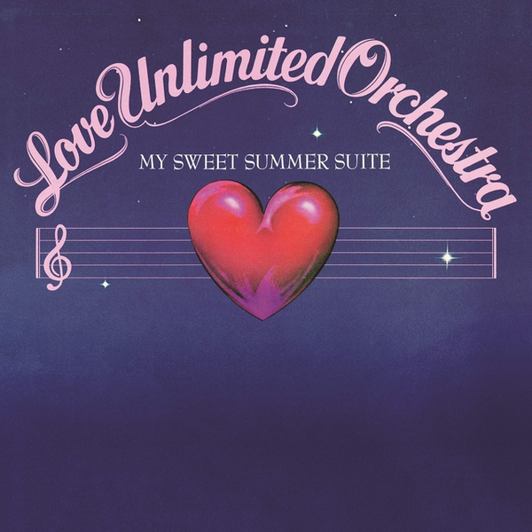 Love Unlimited Orchestra - My Sweet Summer Suite Vinyl