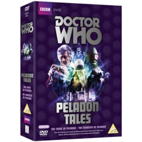 Doctor Who Peladon Tales (1974) DVD
