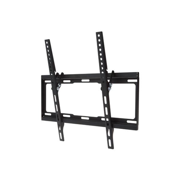 Image of Proper Flat Wall Tilting TV Bracket Flat and Curved 32-55 inch