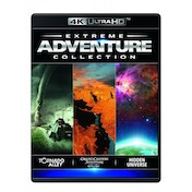 IMAX Adventure 4K UHD Blu-ray
