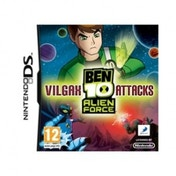 Ben 10 Alien Force Vilgax Attacks Game DS