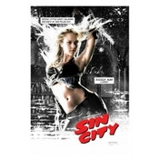 Neca Sin City Nancy Maxi Poster