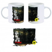 It's Down to The Last of Us to Survive Mug ZT
