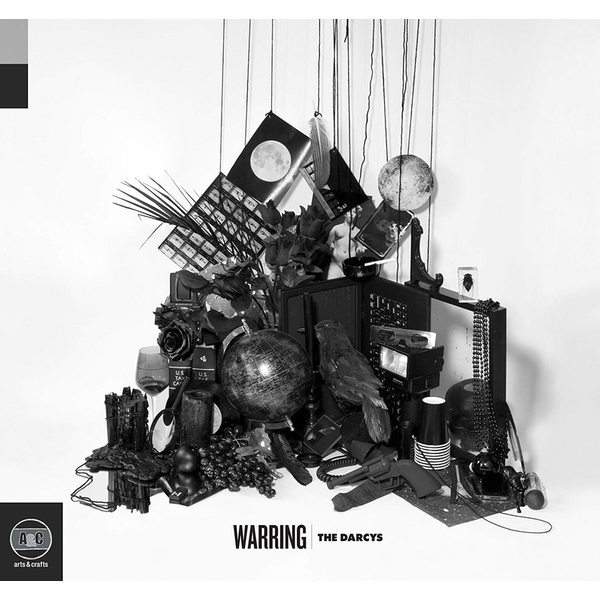 The Darcys - Warring Vinyl