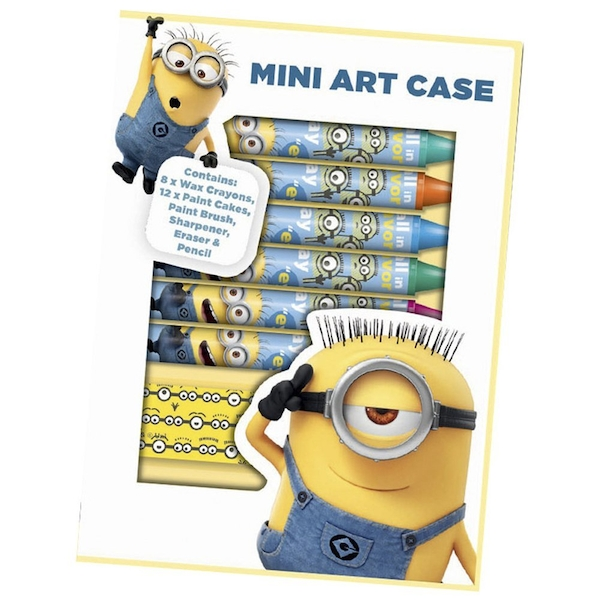 Despicable Me Mini Art Case
