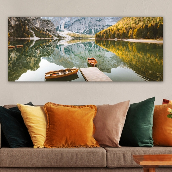 YTY1323210338_50120 Multicolor Decorative Canvas Painting