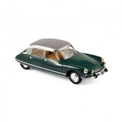 1967 Citroen DS 21 Pallas Green