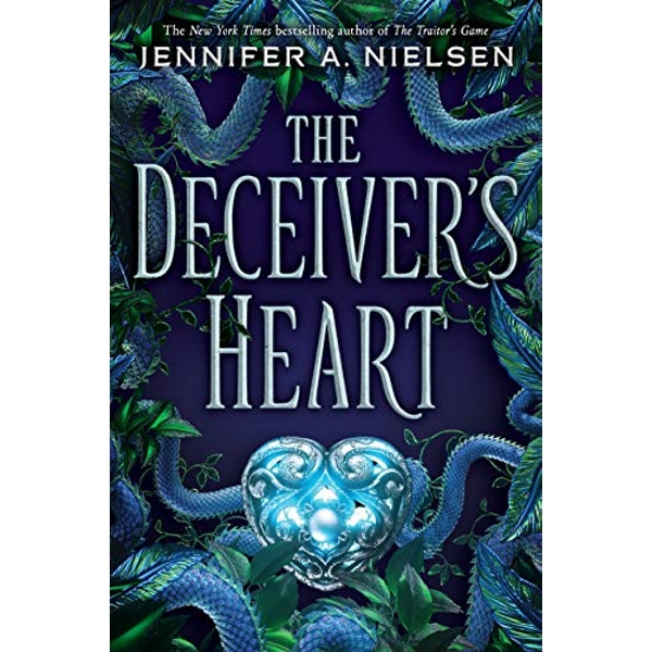 The Deceiver's Heart (The Traitor's Game, Book 2)  Hardback 2019