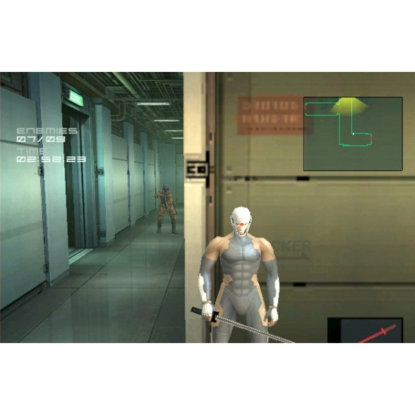 Metal Gear Solid 2 Substance Game PS2 - Image 3