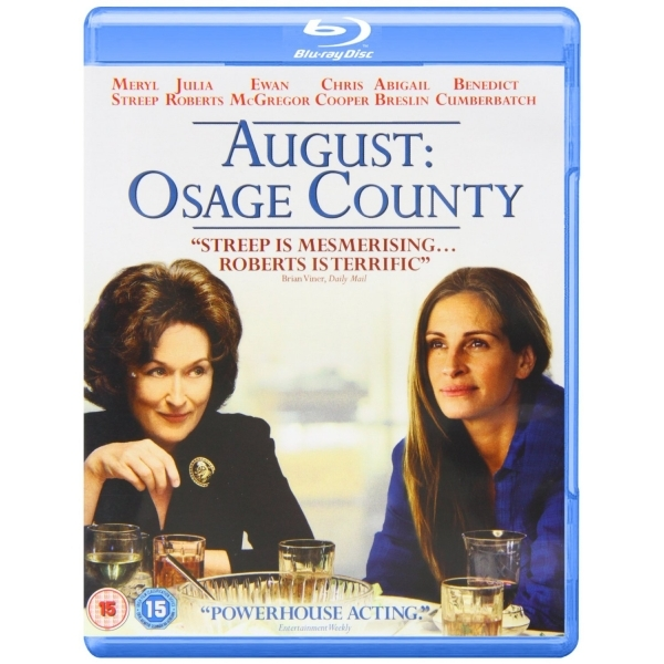 August Osage County Blu-ray