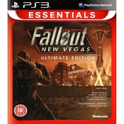 Fallout New Vegas Ultimate Edition Game (Essentials) PS3