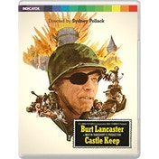 Castle Keep (Dual Format Limited Edition) Blu-ray