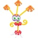 Kid K'NEX Stretchin' Friends Building Set - Image 4
