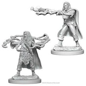 Dungeons & Dragons Nolzur's Marvelous Unpainted Miniatures Human Male Sorcerer