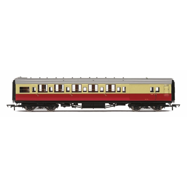 Hornby BR Maunsell Corridor Brake Third S3777S Era 4 Model Train