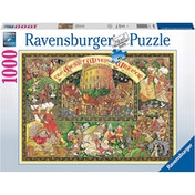 Windsor Wives Jigsaw Puzzle - 1000 Pieces