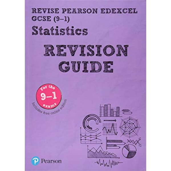 Revise Edexcel GCSE (9-1) Statistics Revision Guide includes online edition Mixed media product 2018