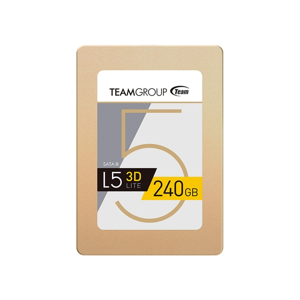 TeamGroup 240GB L5 Lite Solid State Drive 2.5 inch