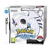 Pokemon SoulSilver Version Game Includes Pokewalker DS