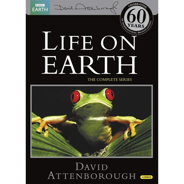 Life On Earth - The Complete Series DVD