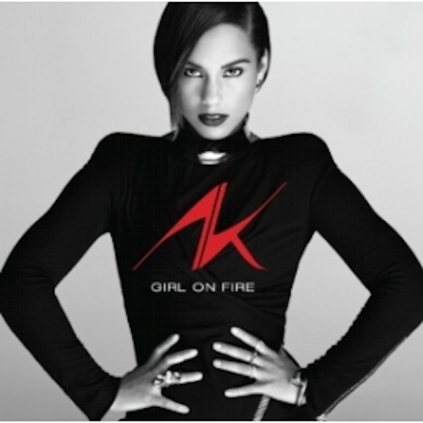 Alicia Keys - Girl on Fire CD