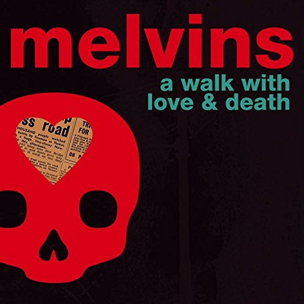 Melvins - A Walk With Love and Death Vinyl