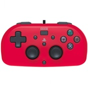 Hori Wired Mini Gamepad PS4 Red