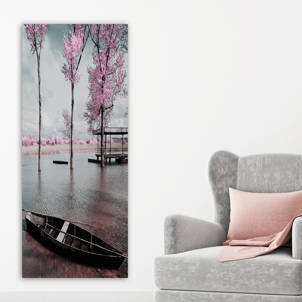 DKY104077472_50120 Multicolor Decorative Canvas Painting