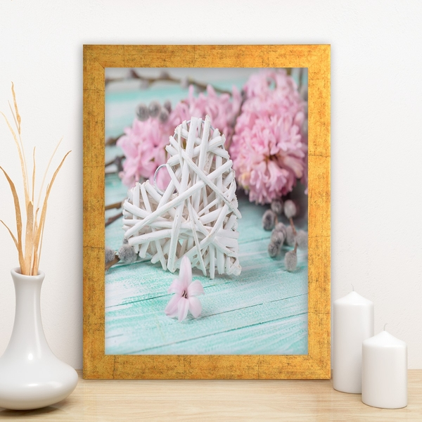 AC2825543721 Multicolor Decorative Framed MDF Painting