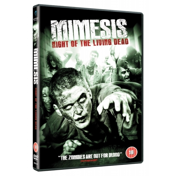 Mimesis: Night Of The Living Dead DVD