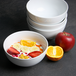 Set Of 4 Porcelain 600ml Bowls | M&W - Image 3